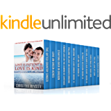 Love is Patient & Love is Kind: Contemporary Christian Romance 12 Book Box Set: (Inspirational Romance)