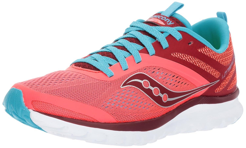 Saucony Women's Miles Sneaker B01N6JHQ6O 6 B(M) US|Coral Blue