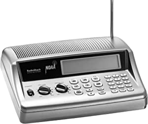 RadioShack PRO-405 200-Channel Desktop Radio Scanner