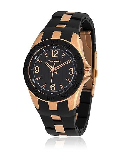 venta minorista 3cadc 87486 TIME FORCE TF4036L11 - Reloj Caballero caucho: Amazon.es ...