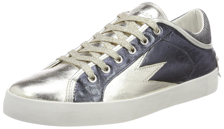 Crime London 25310ks1, Zapatillas para Mujer 37 EU|Multicolor (Marine)