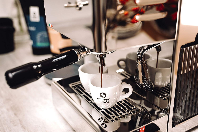 QuickMill Orione 3000: Espresso Zubereitung