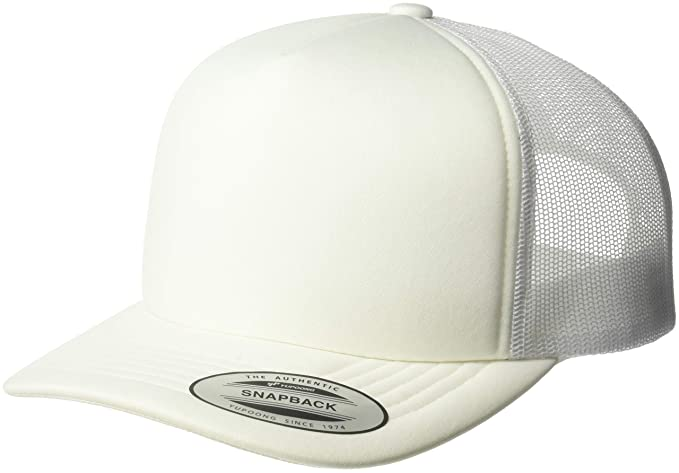 48b9ec22 Image Unavailable. Image not available for. Color: Flexfit Unisex-Adult's YP  Classics Curved Foam Trucker ...