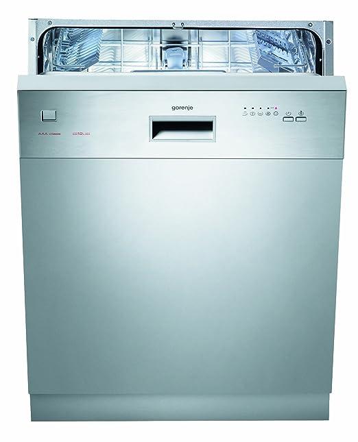 Gorenje GU61224X lavavajilla - Lavavajillas (Totalmente integrado ...