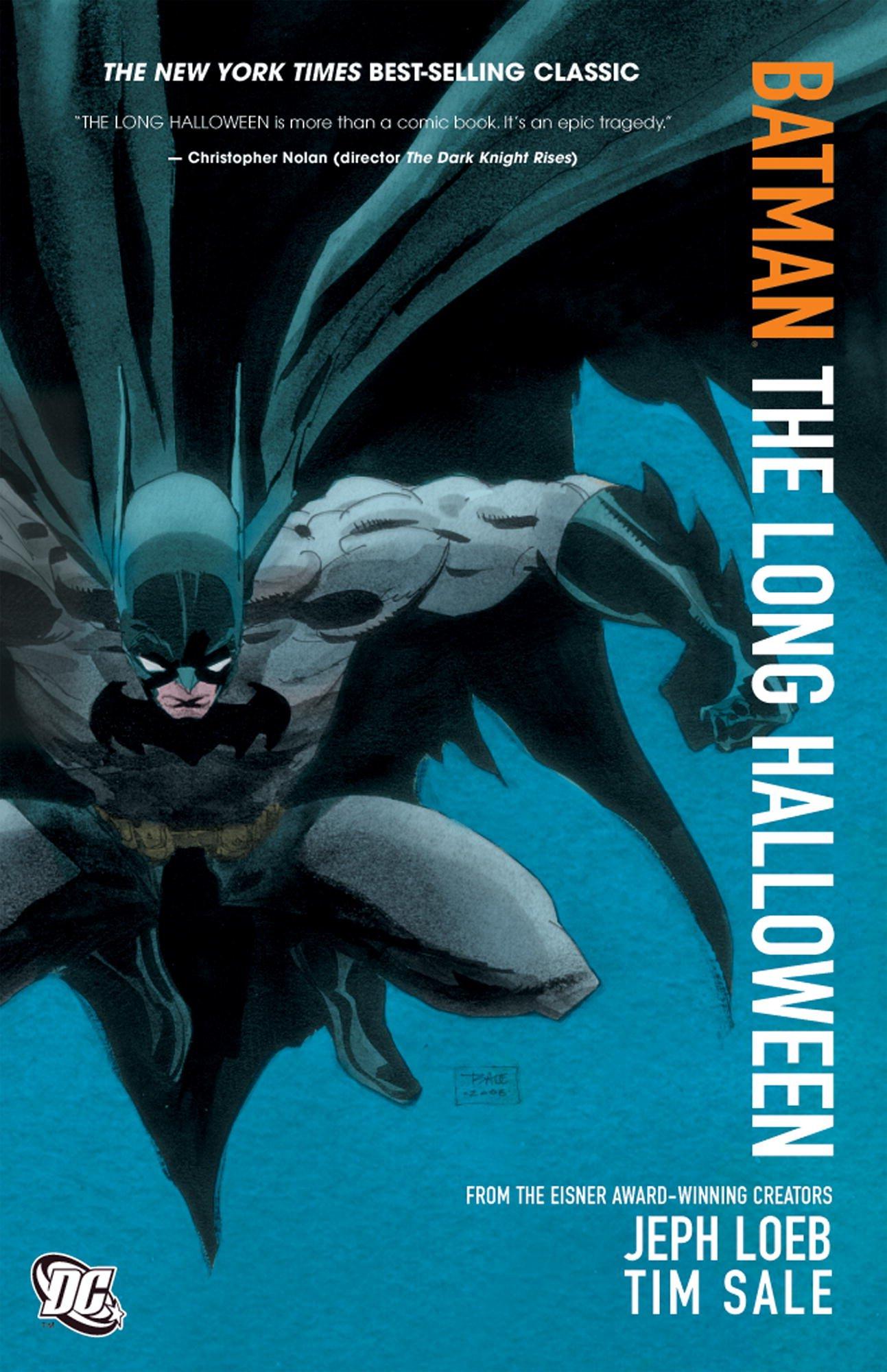 Amazon.com: Batman: The Long Halloween (9781401232597): Jeph Loeb ...