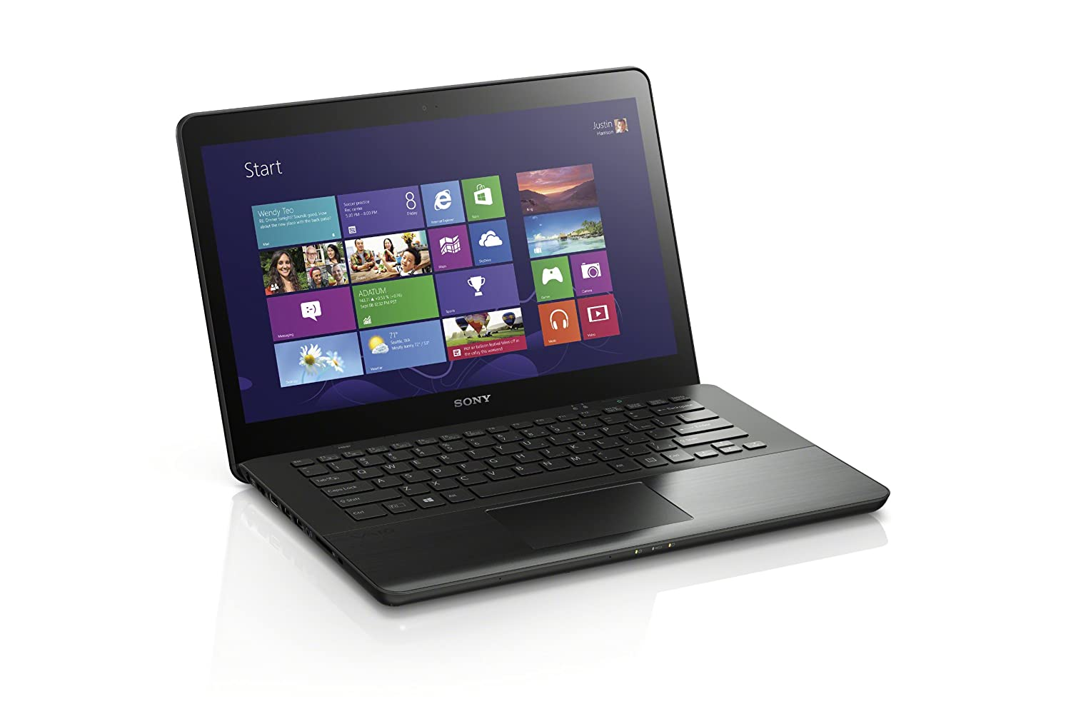 New Driver: Sony Vaio VPCEE23FX/BI TouchPad Settings