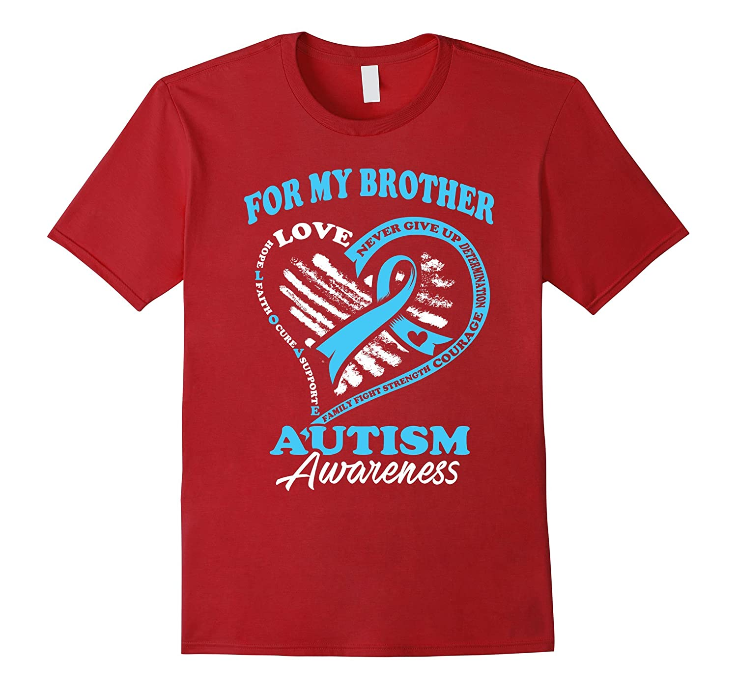 Autism Awareness T Shirt For My Brother