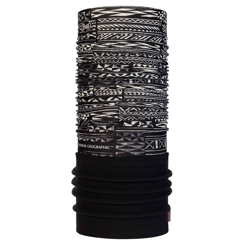 Unisex Adulto Talla /única Black Buff Zendai Tubular Polar