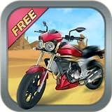 Desert Motor Bike FREE - Motorcycle Racing in Death Valley!