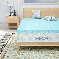 mecor Mattress Topper Flat Design-Blue
