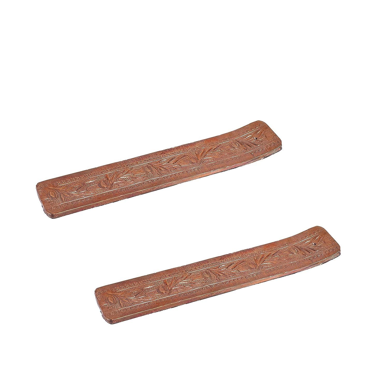 Hosley 2のセット、木製お香スティックholder- 10.50