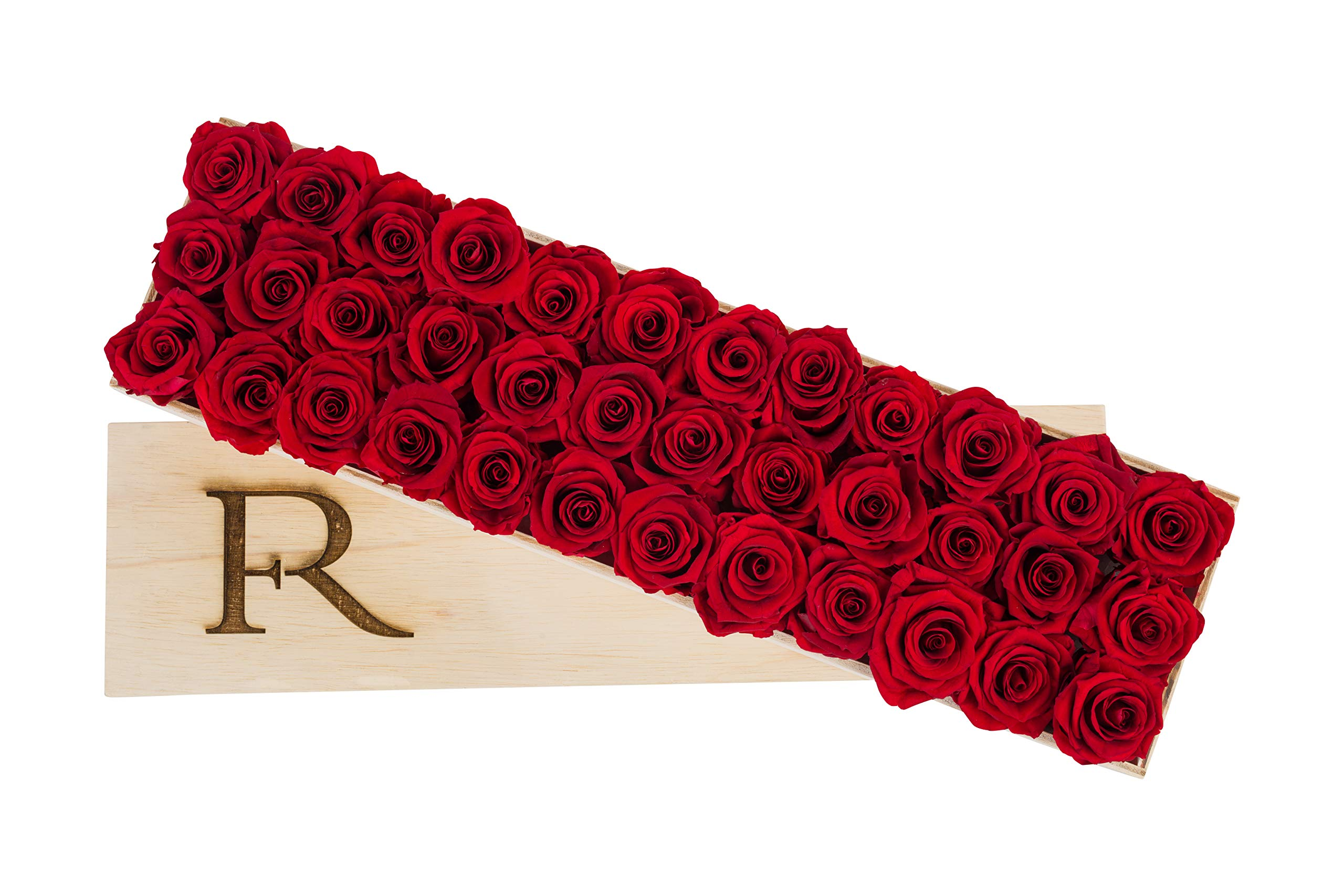 Flower Republic's Preserved Roses | Real Roses That Last a Year | Luxury Gift by Flower Republic