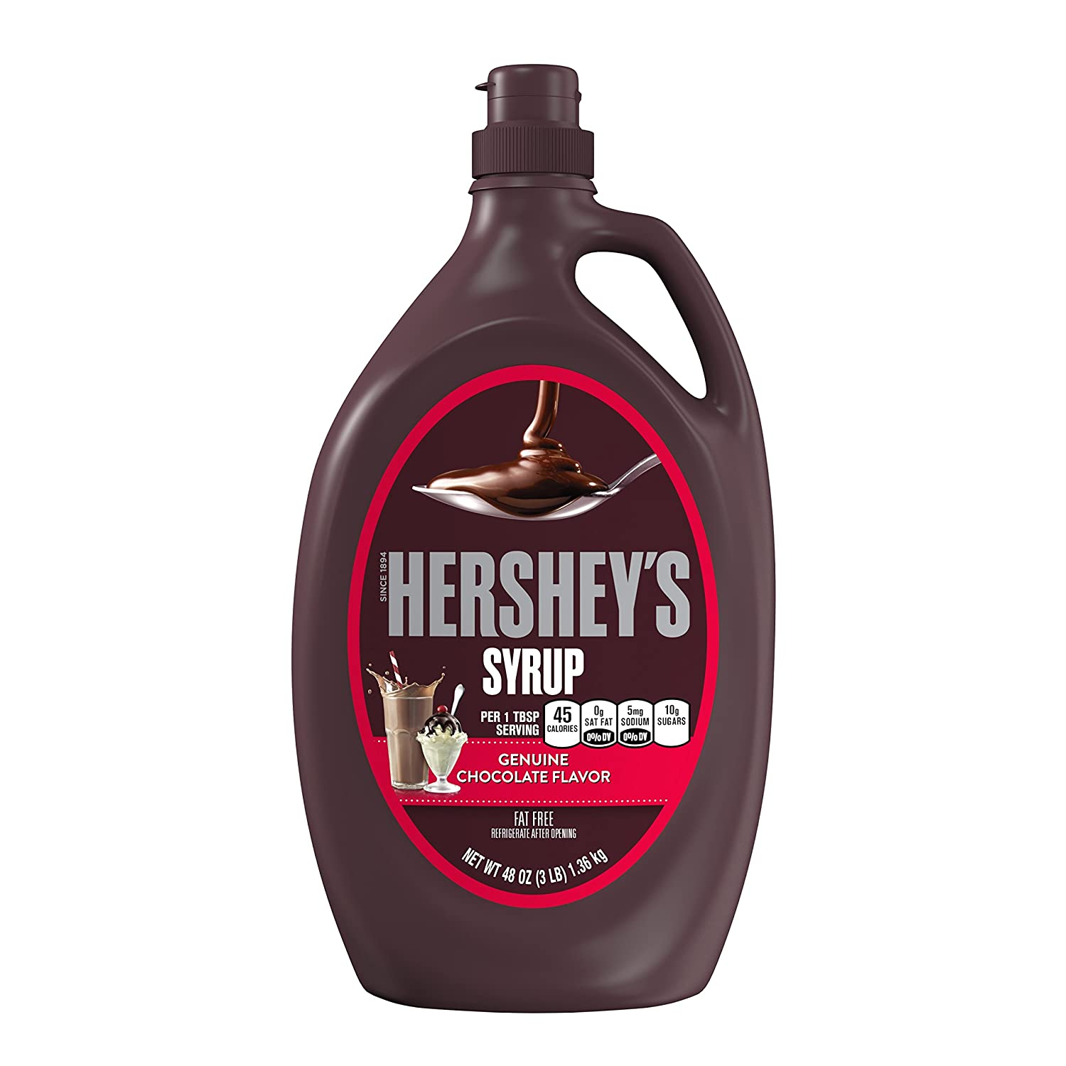 Homemade Sugar Fre Chocolate Syrup