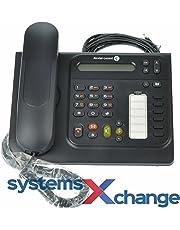 Alcatel-Lucent IP Touch 4018 Gris Terminal con conexión por Cable LCD - Teléfono IP (Gris, Terminal con conexión por Cable, Digital, Escritorio/Pared, LCD, Polifónico)