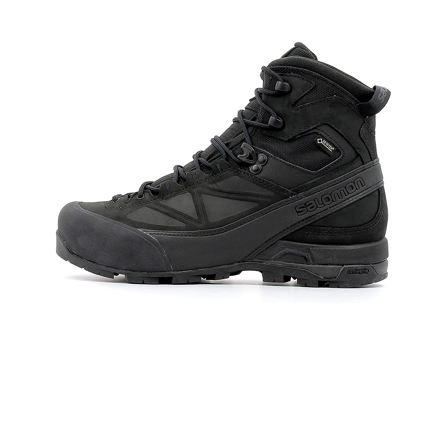Salomon Forces X ALP MTN GTX B076BKDLGK 12 D(M) US|Black