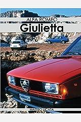 Alfa Romeo Giulietta Paperback