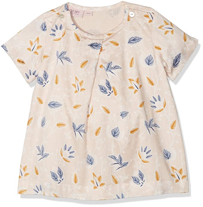 Noa Noa Miniature Dress Short Sleeve, Knee Length, Vestido para Bebés: Amazon.es: Ropa y accesorios