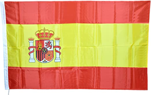 Bandera España Tifo Selección Española Fútbol Tifosi Espana ...