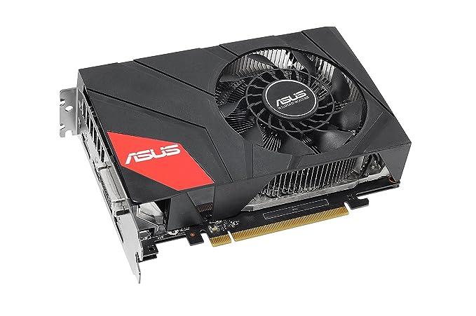 ASUS GTX960-MOC-2GD5 - Tarjeta gráfica de 2 GB GDDR5 (NVIDIA GeForce GTX 960, PCI Express 3.0, 7010 MHz, HDMI): Amazon.es: Informática