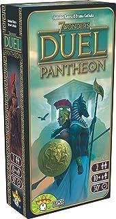 Asmodee Juego 7 Wonders Duel Pantheon (Repos Production ADE0SEV08ML): Amazon.es: Juguetes y juegos