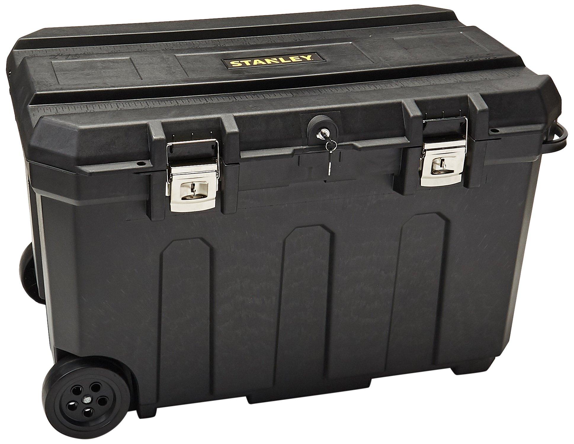 Stanley 037025H 50 Gallon Mobile Chest