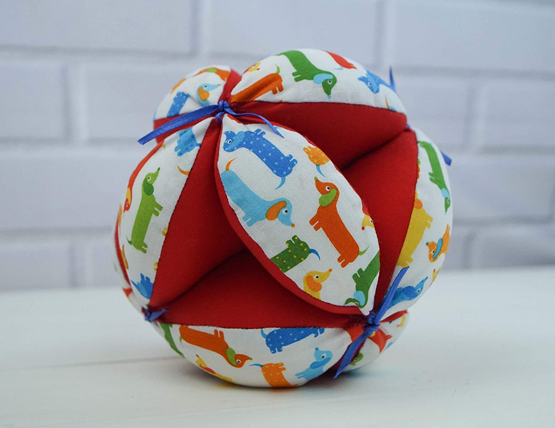 Pelota Montessori Perritos: Amazon.es: Handmade