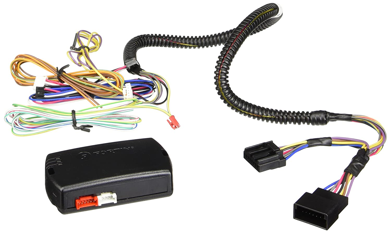 Crimestopper EVO-CHR.4 Tip Start Data Interface Module and T-Harness for Chrysler//Dodge//Jeep