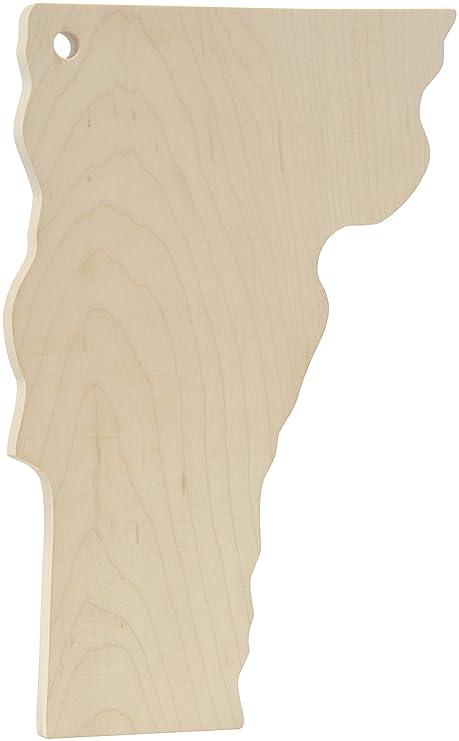 Chef Craft 21590 Cutting Board Bamboo 15 in L x 11 in W Brown