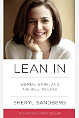 Lean In: Women, Work, and the Will to Lead Hardcover