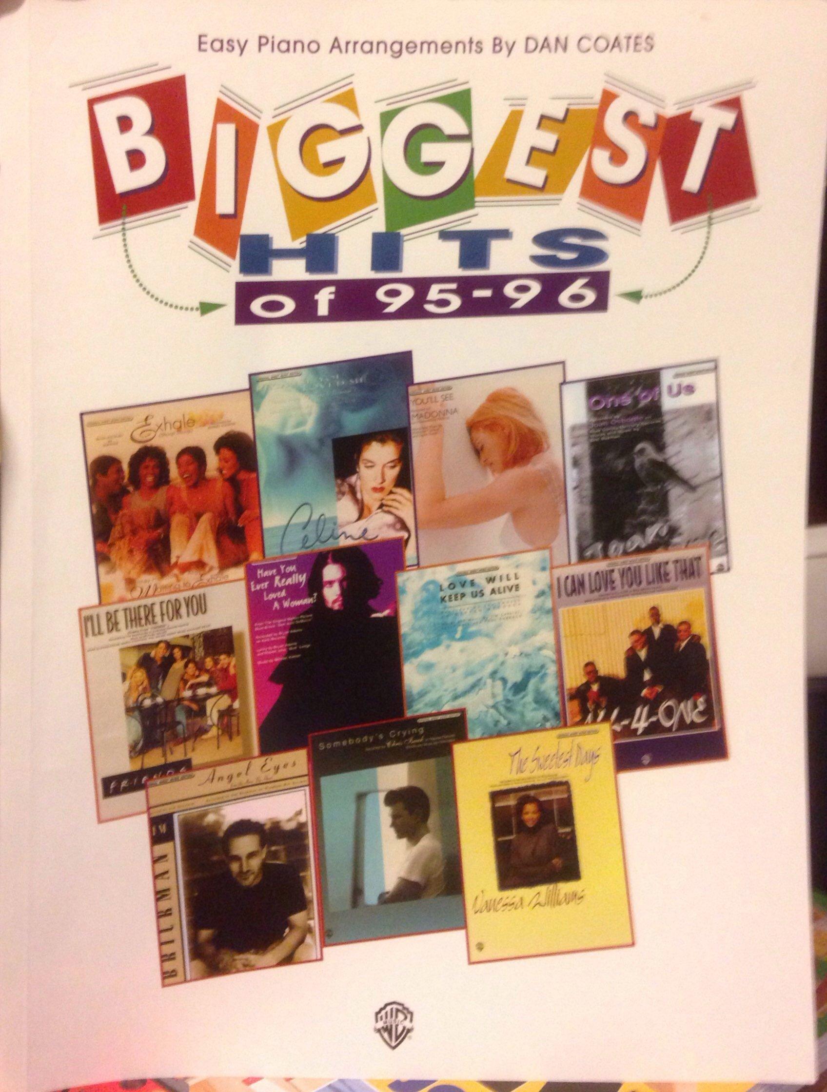 Biggest Hits of '95-'96