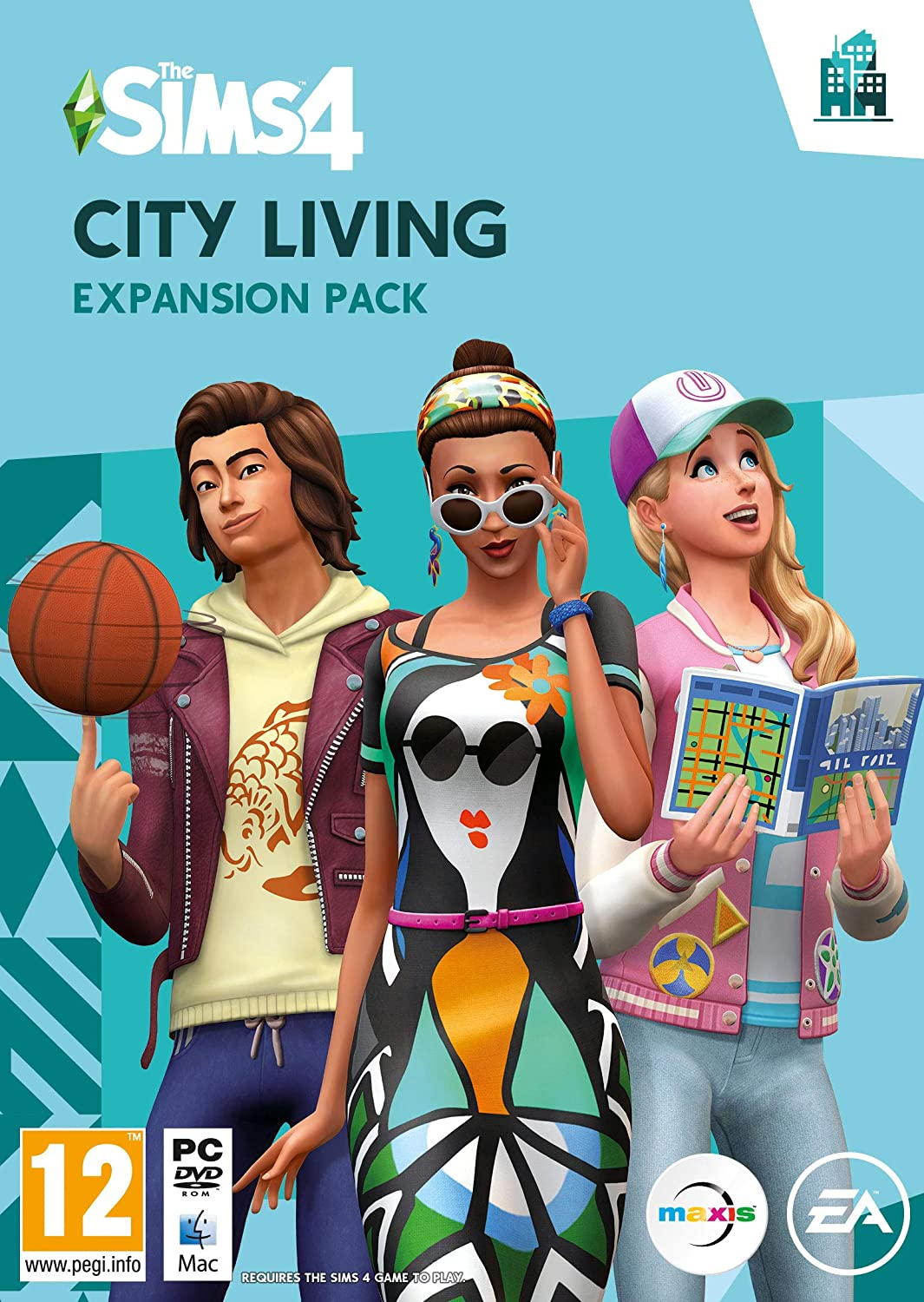 The Sims 4: City Living Expansion Pack [Importación Inglesa ...