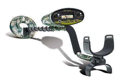 Amazon.com: Bounty Hunter Commando Detector de metales ...