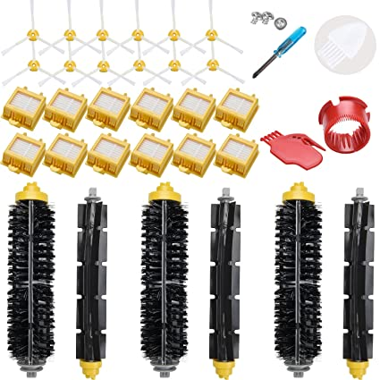 Home Appliances Filters Pack 3 Armed Side Brush Kit For Irobot Roomba Vacuum 700 760 770 780 High Quality Vacuum Cleaner Parts