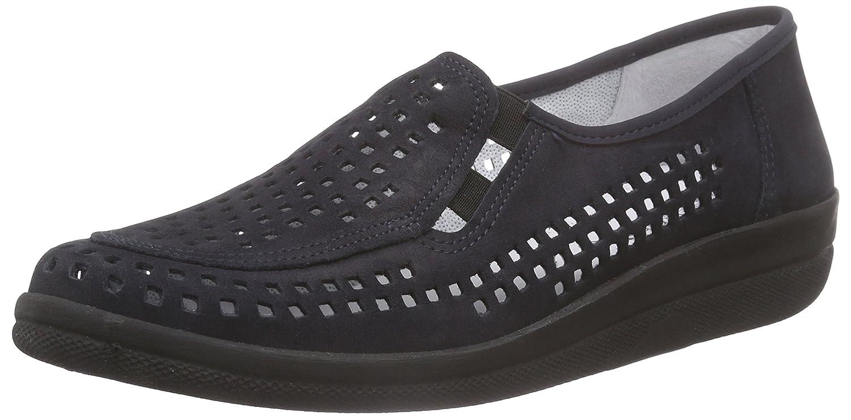 Comfortabel 941637 Damen Slipper Blau (Ozean)2018 Letztes Modell  Mode Schuhe Billig Online-Verkauf