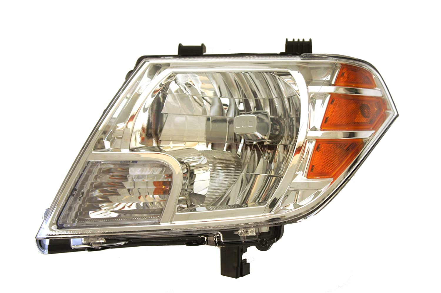 Genuine Nissan Parts 26060-ZL40A Driver Side Headlight Assembly Composite