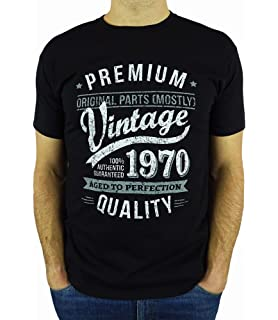 My Generation Gifts 1970 Vintage Year - Aged To Perfection ...