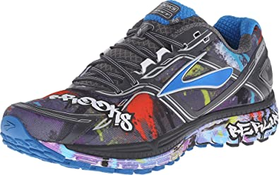 f702c665a3e25 Image Unavailable. Image not available for. Color  Brooks Women s Ghost 8  Running Berlin Marathon Edition Size ...