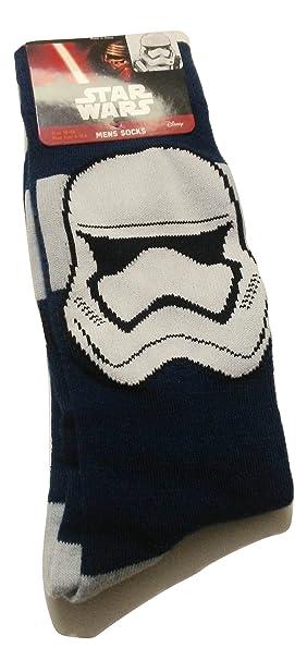 Calcetines Star Wars Storm Trooper para hombre: Amazon.es: Ropa y accesorios