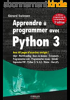 python pour les nuls pdf