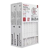 2-Pk Honeywell Home MicroDefense AC Furnace Air Filter Deals