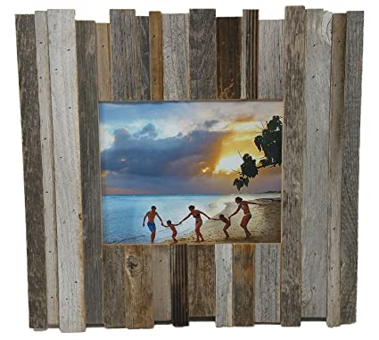 Amazoncom Shabby Chic Eclectic 20x30 Beachcomber Picture Frame
