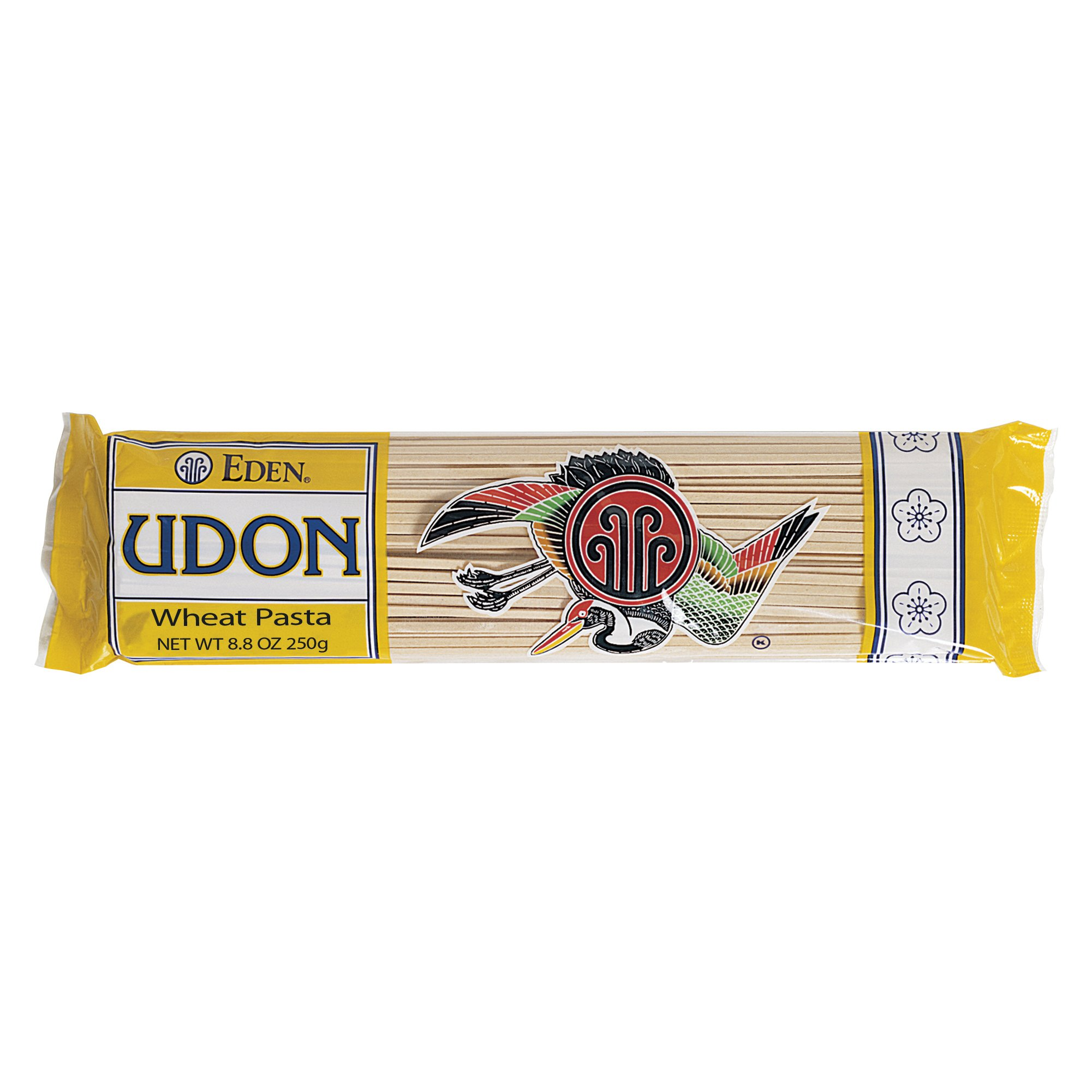 Eden Udon Wheat Pasta, 8.8-Ounce Packages (Pack of 12) by Eden