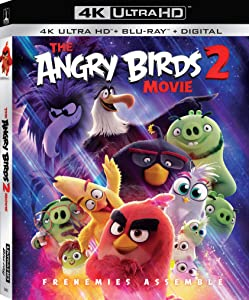 The Angry Birds Movie 2 [Blu-ray]
