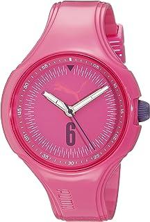PUMA Womens PU9112010 Wave Analog Display Quartz Watch