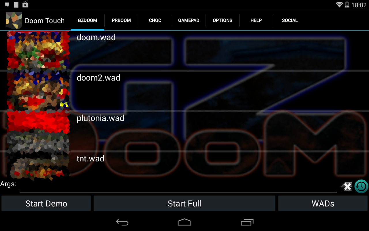 Amazon com: D-Touch - [Port of Doom]: Appstore for Android