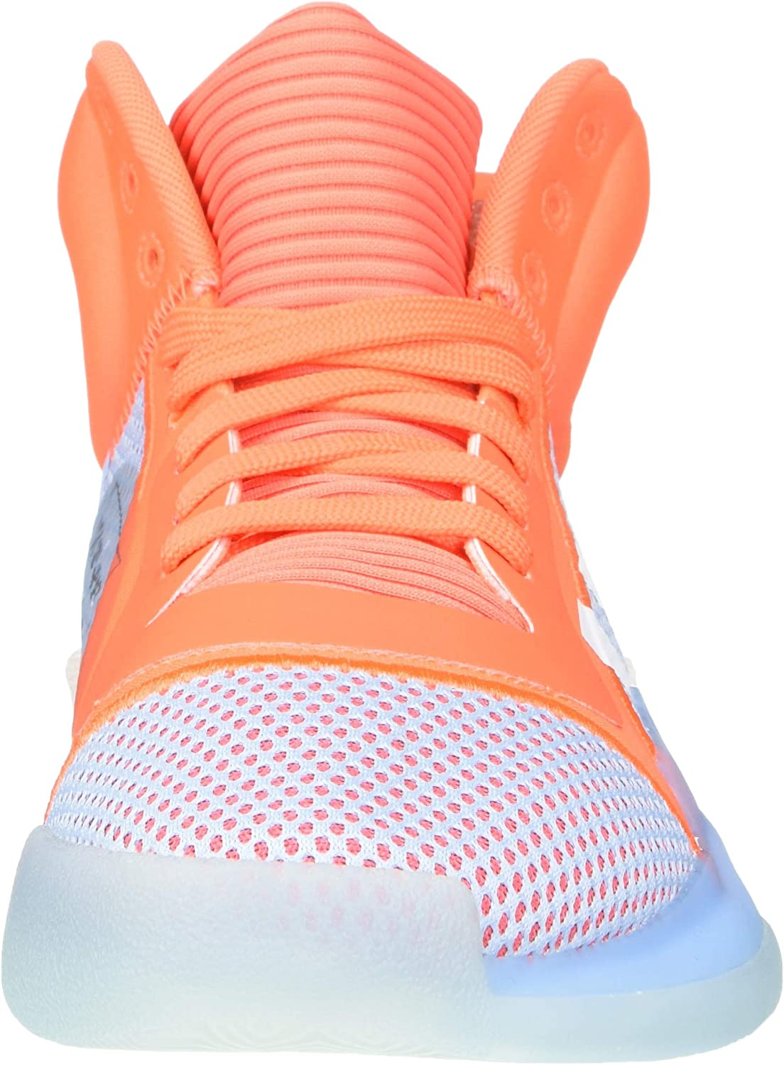 adidas - Marquee Boost Homme Hi-res Coral/White/Glow Blue