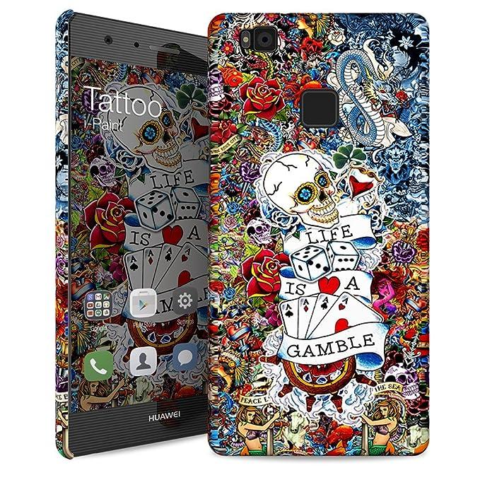i-Paint Tattoo Funda para teléfono móvil Fundas para teléfonos ...