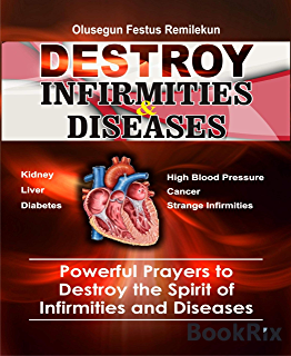 Prayers Against The Spirit Of Death - Kindle edition by