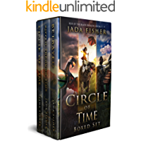Circle of Time Boxed Set: Rise of the Black Dragon, Books 7 - 9 (Rise of the Black Dragon Omnibus Book 3)