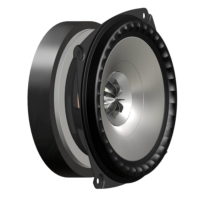 KEF SP3874AA oviforme multifrecuencias Digital de Colour Blanco con Sistema de m/úsica